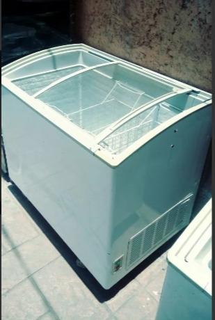 congelador paletero horizontal usado paletas helados nieves