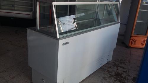 congelador tipo mostrador