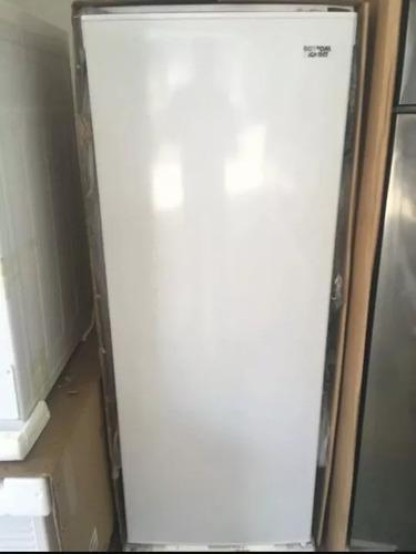 congelador vertical bottom mount. 5.5 de 151 litros