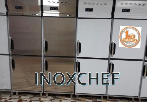 congelador vertical camara congeladora industrial inoxchef