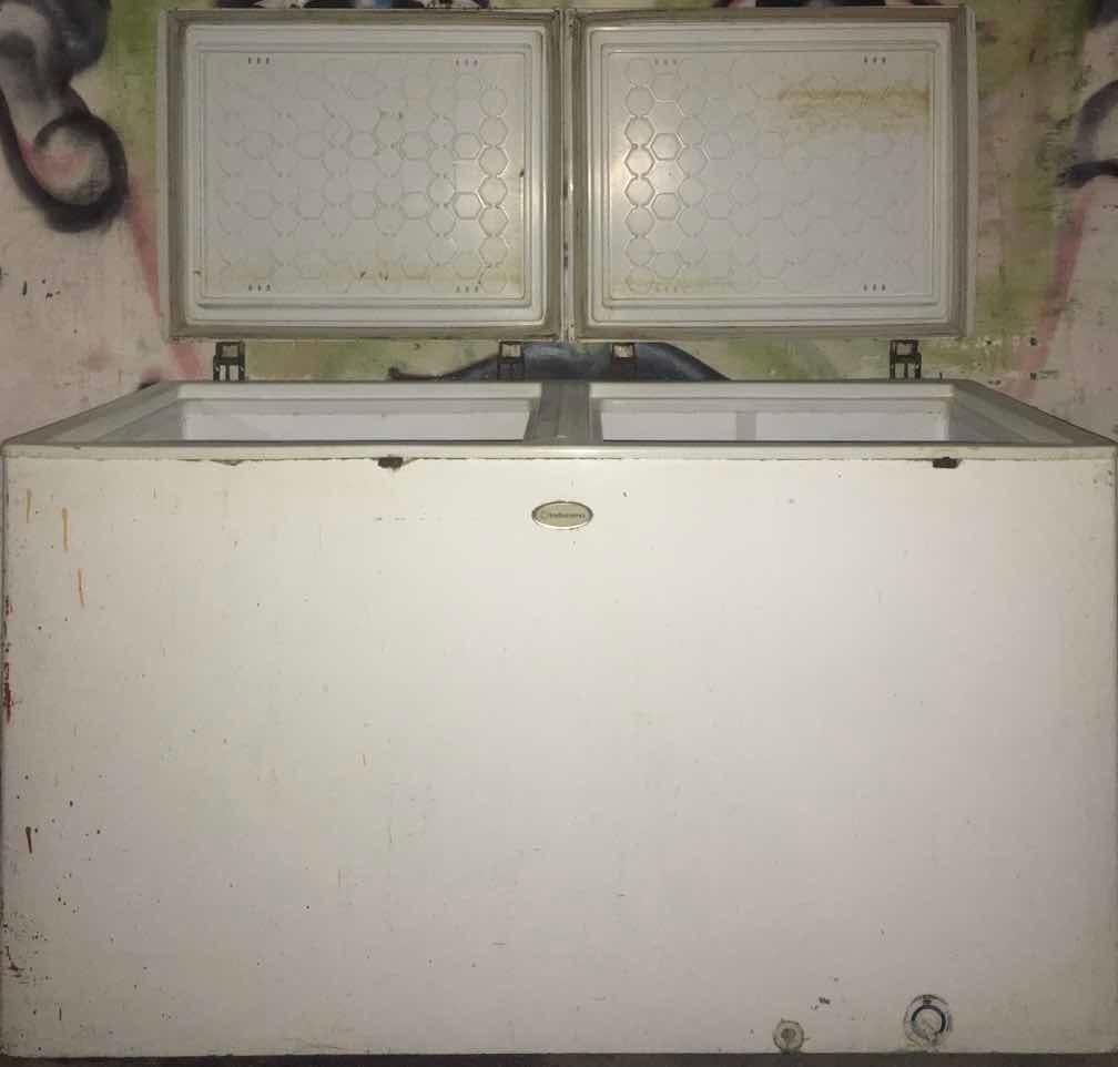 congelador vertical indurama $250
