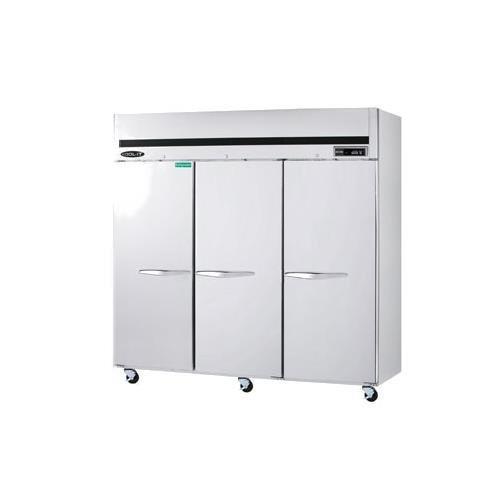 congelador vertical koolit ktsf3 con montaje superior