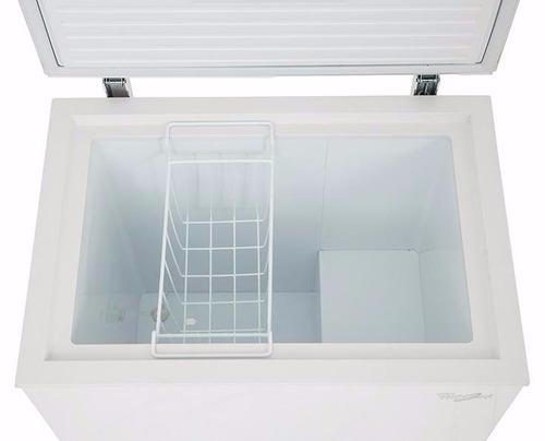 congelador whirlpool 5 pies