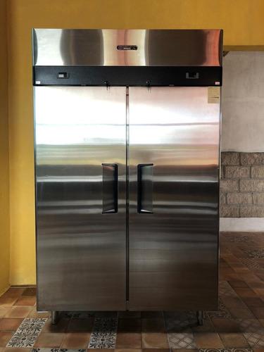 congelador y refrigerador sobrinox (cool & freeze)