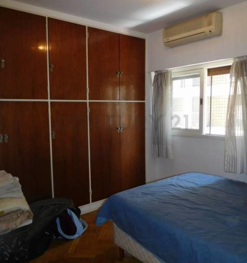 congreso 3 ambientes con cochera /balcon