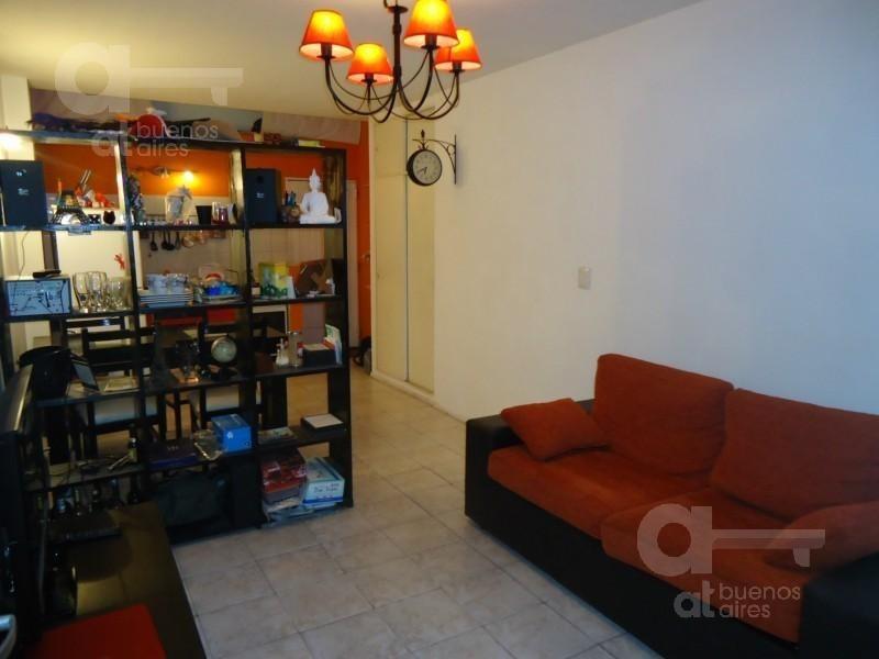 congreso, departamento duplex 2 ambientes con terraza, alquiler temporario sin garantía!