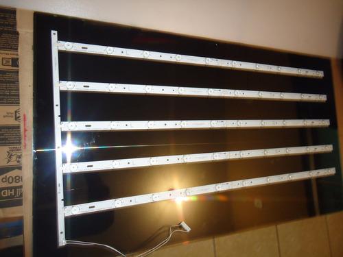conj-barras de led philips 39pfl3508\78 produto-novo