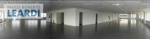conj. comercial alphaville industrial - barueri - ref: 2327