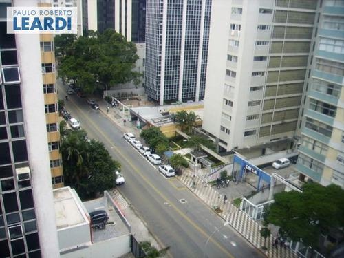 conj. comercial higienópolis  - são paulo - ref: 448275