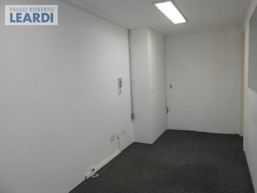 conj. comercial higienópolis  - são paulo - ref: 453088