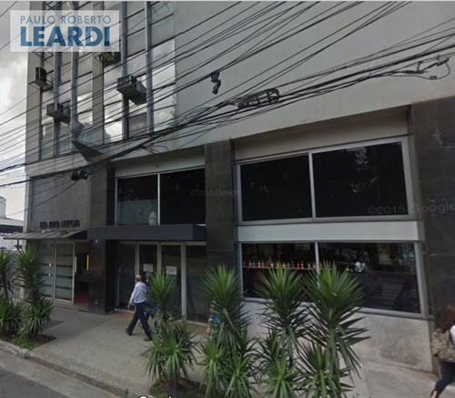 conj. comercial higienópolis  - são paulo - ref: 456771