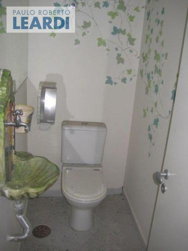 conj. comercial higienópolis  - são paulo - ref: 482227