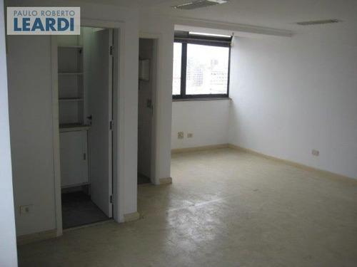 conj. comercial higienópolis  - são paulo - ref: 482232