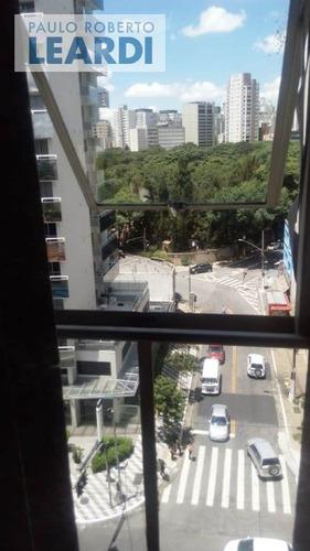conj. comercial higienópolis  - são paulo - ref: 553535