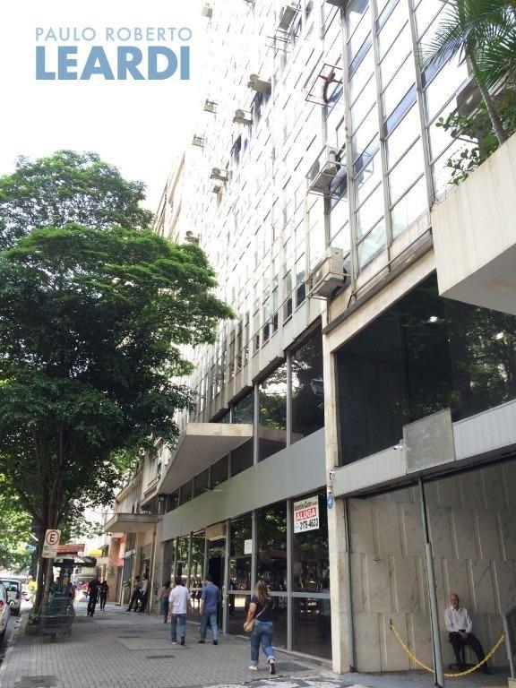 conj. comercial higienópolis  - são paulo - ref: 554547