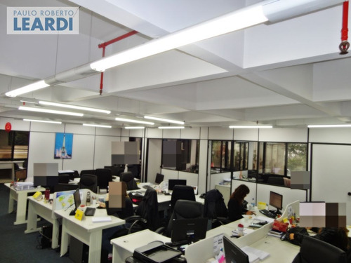 conj. comercial itaim bibi - são paulo - ref: 525017