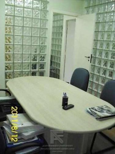conj. comercial, semi-mobiliado, na vila olimpia - 2008-2