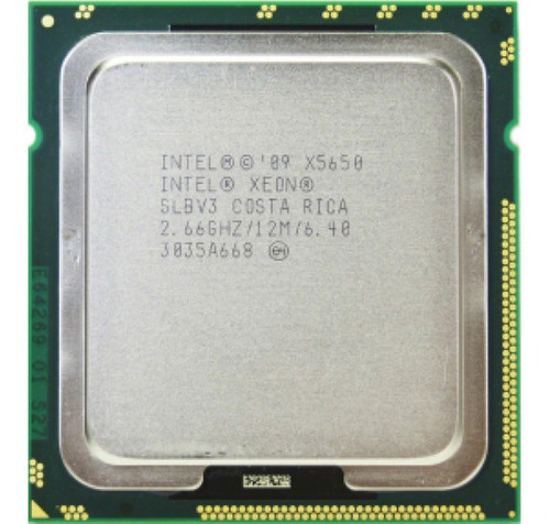 conj processador hp dl380 g7 intel xeon e5649 (633418 b21