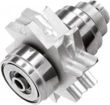 conj. turbina eixo pinça dentflex - sigmar air [pb]- inox c/