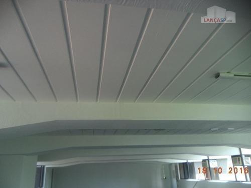 conj.com.edifício indeca,5 salas,4 wo,3 vagas - cj0040