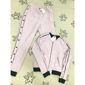 Conjunto (calça + Jaqueta Bomber)
