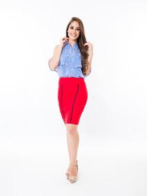 218a951d2 Saias Plus Size Atacado - Saias Femininas ao melhor preço no Mercado ...