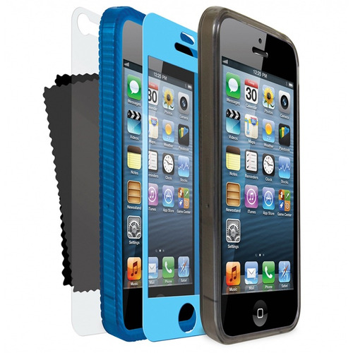 conjunto 12 acessórios iphone 5 5s se homologado isound5312