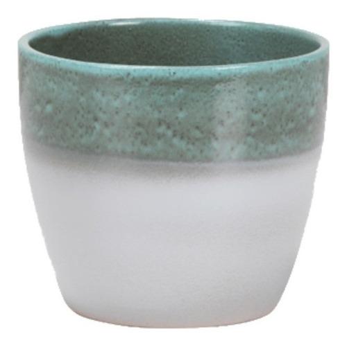 conjunto 2 cachepo vaso para vários estilos de suculentas