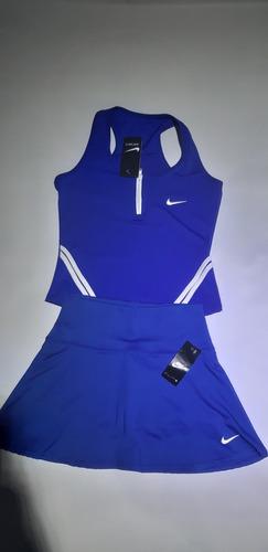 conjunto 2 piezas falda short y blusita o top