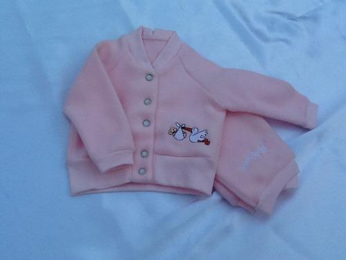 conjunto 2 piezas polar bebé 3-6 meses marca bebexpress