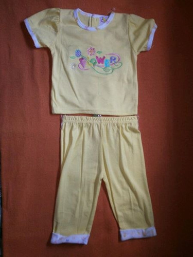 conjunto 9 a 24 meses.nena y varon nuevos.pantalon y remera