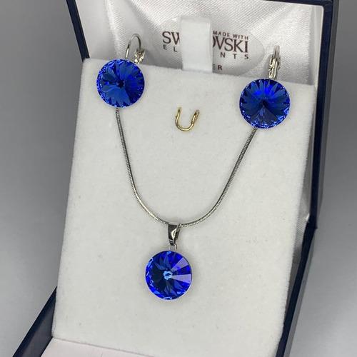 conjunto acero cristal modelo crystal blue intense