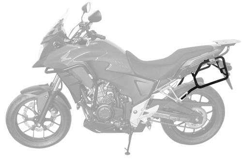 conjunto acessórios honda cb 500 prot motor + superior