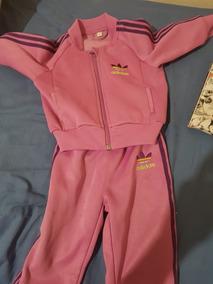 4fcd1d015 Conjunto Adidas Para Nenas Rosa - Ropa Deportiva Violeta