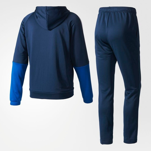 conjunto adidas  athletics re-focus. envío gratis