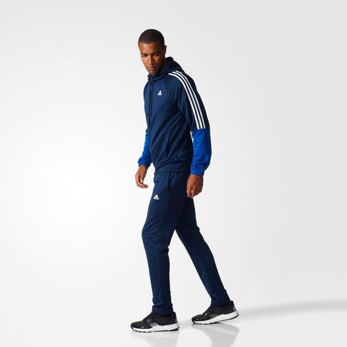conjunto adidas  athletics re-focus. envío gratis