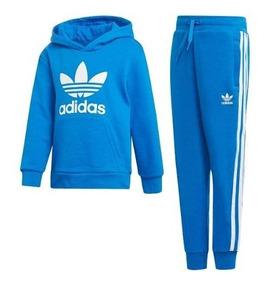 6c31f39d5d Conjunto Deportivo Infantil Adidas - Conjuntos Deportivos Azul en Mercado  Libre Argentina