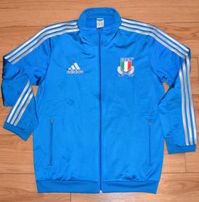 campera de italia adidas