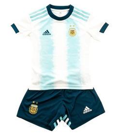 6f9c1a1de Ropa Adidas De Seleccion Argentina Para Bebe - Ropa y Accesorios en Mercado  Libre Argentina