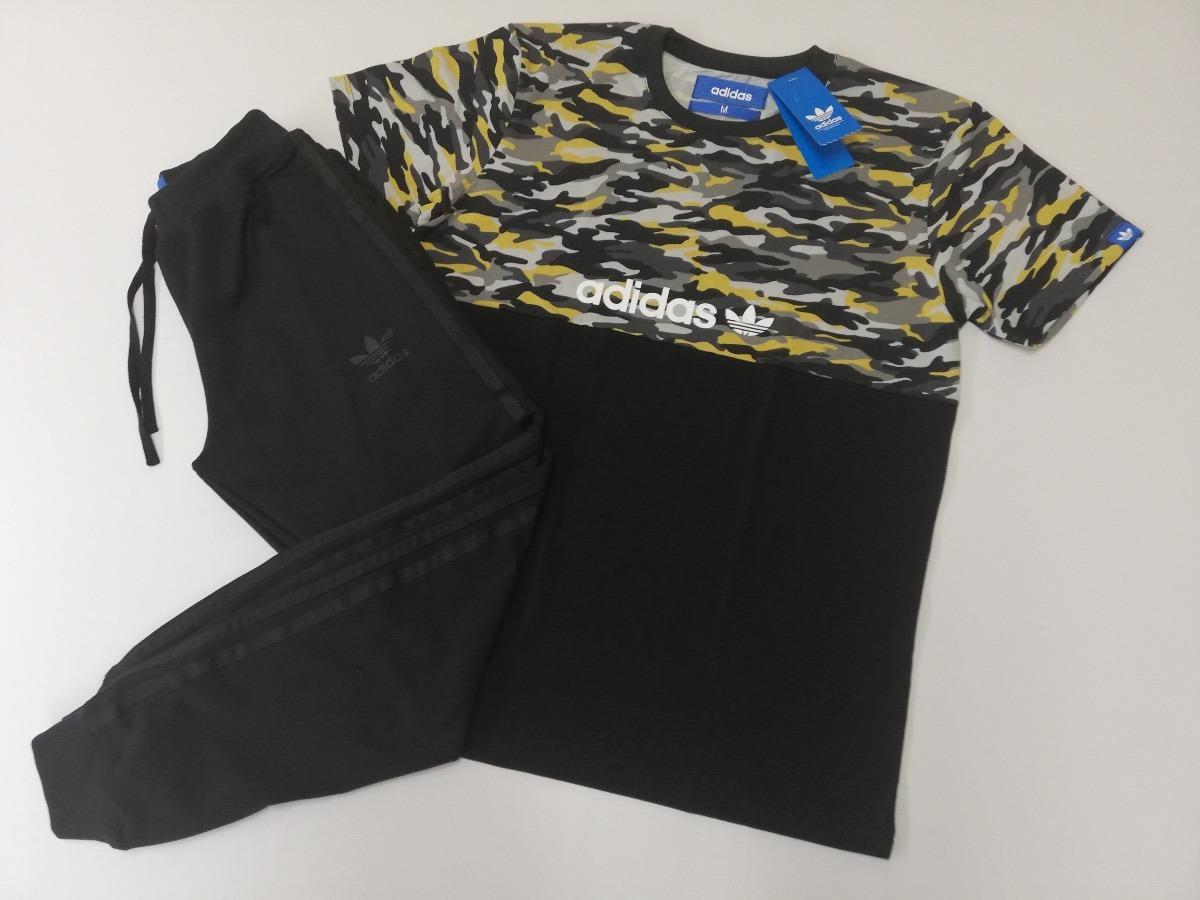 a7baef9a542ea conjunto adidas - sudadera jogger adidas + camiseta camiseta. Cargando zoom.
