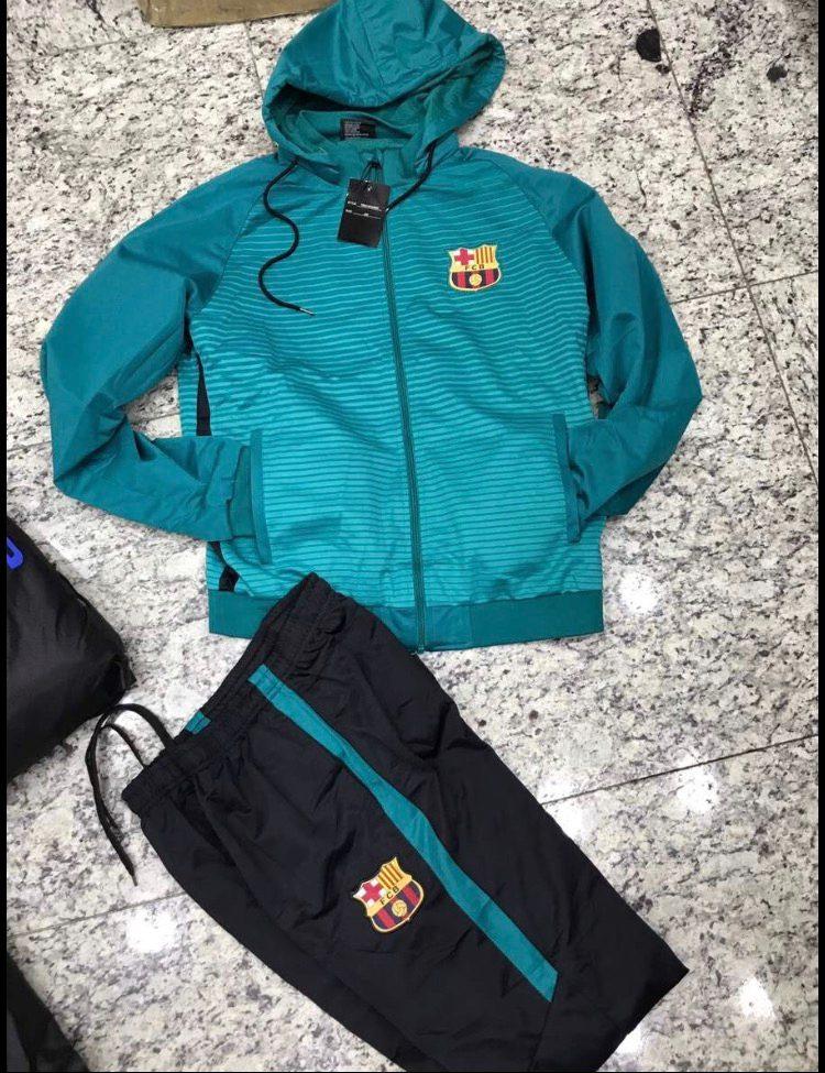5654d603cf conjunto agasalho barcelona novo calça e blusa frete gratis. Carregando  zoom.