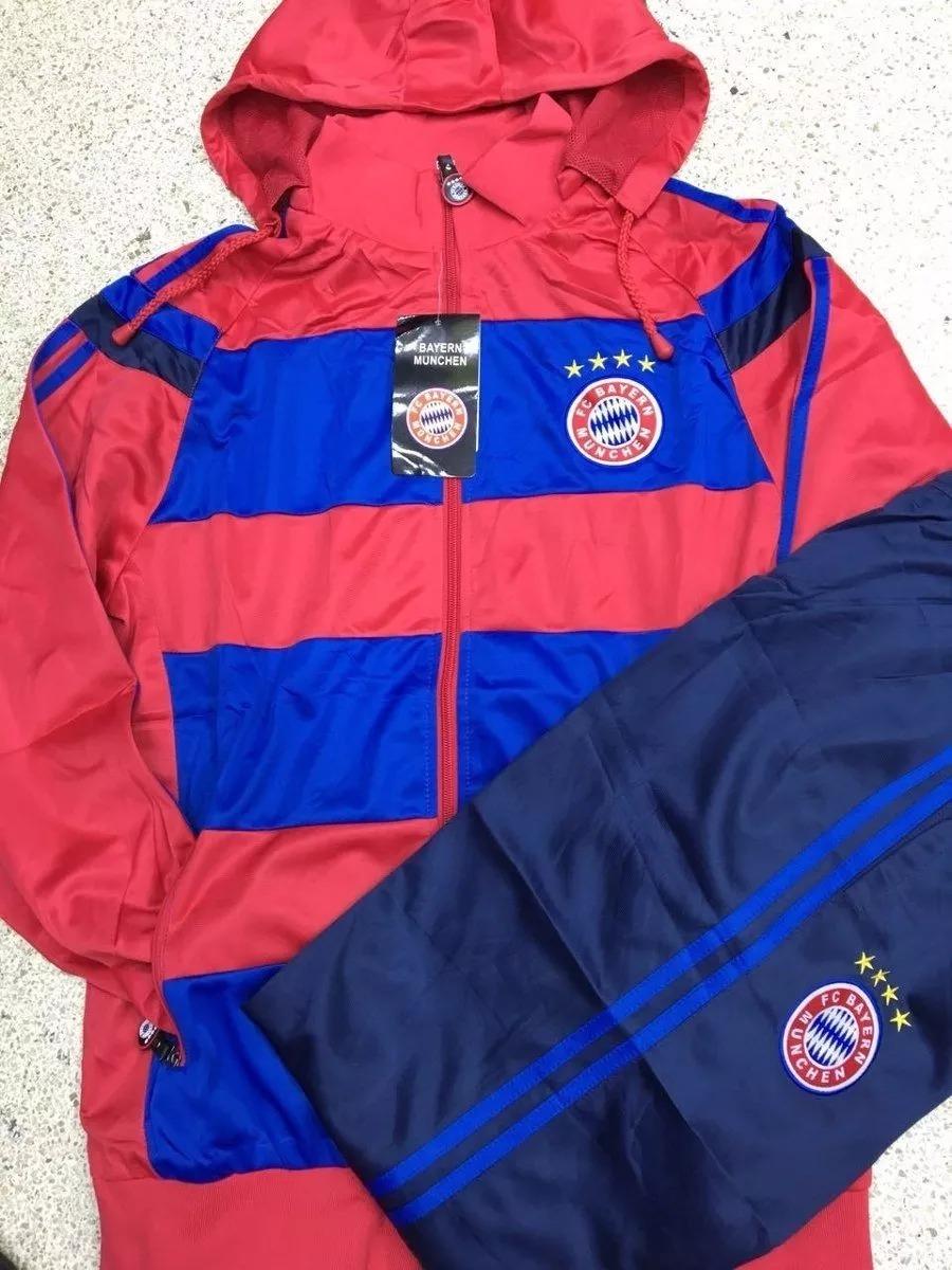dd179a11f6ab9 Conjunto Agasalho Bayern De Munique - R$ 179,00 em Mercado Livre