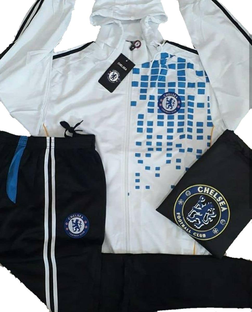 f9944b5334514 conjunto agasalho chelsea calça e blusa frete gratis. Carregando zoom.