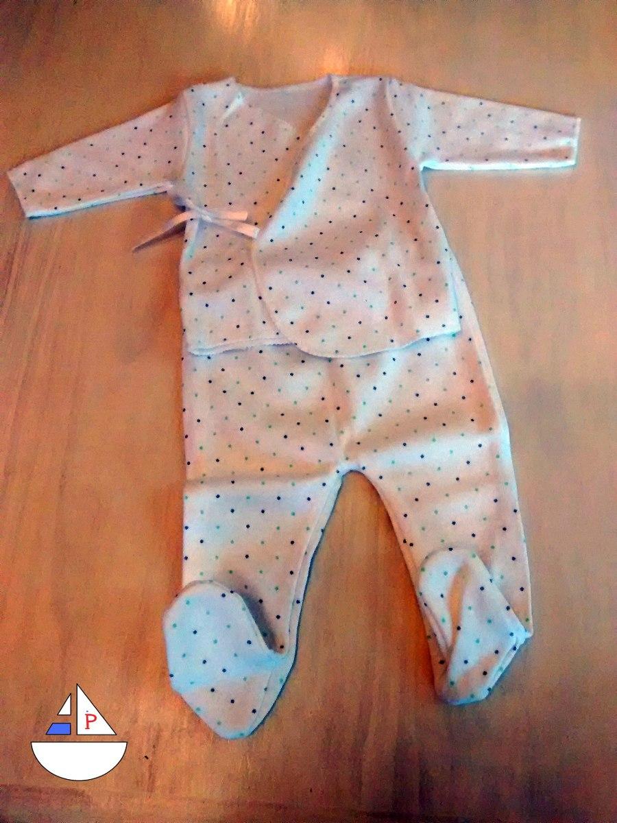 Conjunto Ajuar Bebe Recien Nacido - Prematuro - San Isidro -   350 ... e93571fd42e