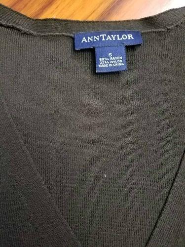 conjunto americano ann taylor nuevo para mujer