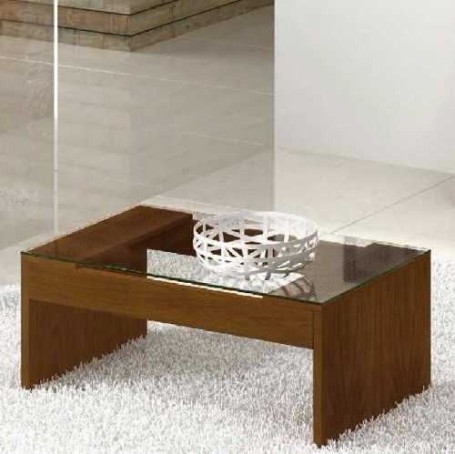 Aparador Gris Ikea ~ Conjunto Aparador E Mesa De Centro Roma Madeira E Vidro R$ 1 175,00 em Mercado Livre