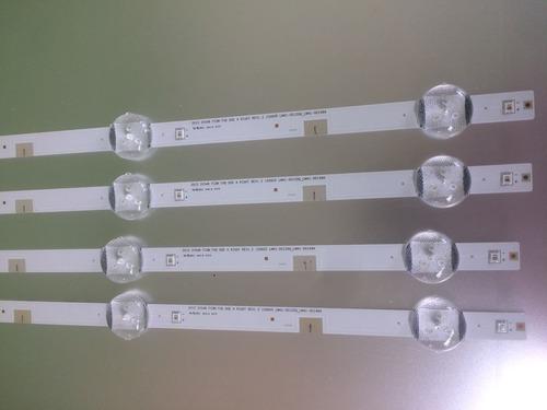 conjunto barras led tv samsung un48j5200ag