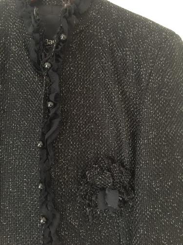 conjunto basel saco y falda
