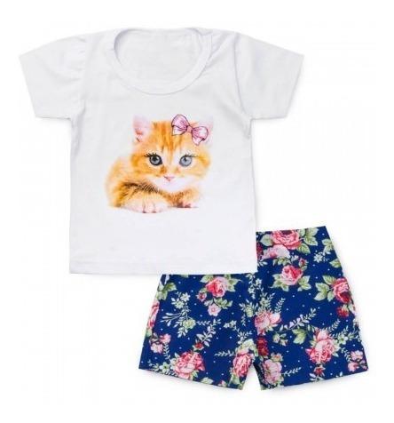 conjunto bebê feminina infantil roupa menina