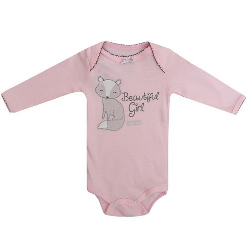 conjunto bebê feminino body e calça beautiful girl